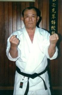 Miyazato Eiichi, Sanchin